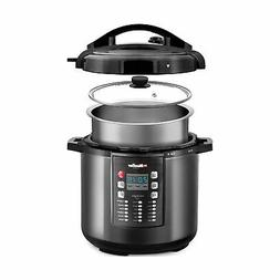 Pressure Cooker Instant Crock 10-in-1 Pot Pro Series 19 Prog