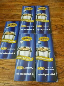 qty 50 crock pot liners slow cooker