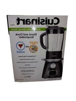Cuisinart SBC-1000 4-Speeds Blender Soup Maker heated crock