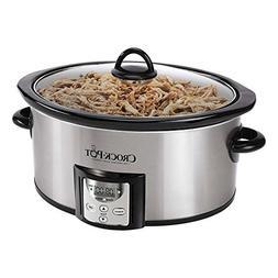 Crock-Pot 4 qt. Count Down Slow Cooker