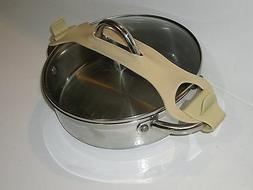 """Securing Band For Crock Pot,Pan Lid 11.4""""One Universal Kit/P"""