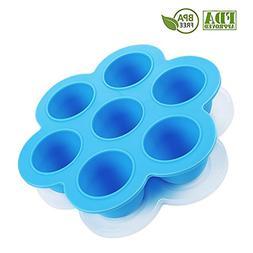 recod Egg Bites Molds for Instant Pot Accessories, Freezer I