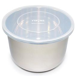 Silicone Lid Cover Seal For Inner Pot 6 Quart - Fits Duo60 L