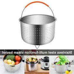 Stainless Steel Steamer Basket Instant Pot 6Quart Pressure C