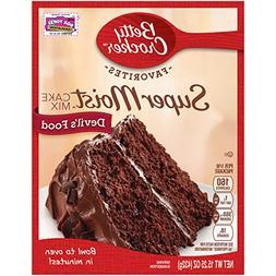 Betty Crocker Super Moist Devil's Food Cake Mix 15.25 oz