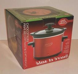 sweet and savory mini crock pot warmer