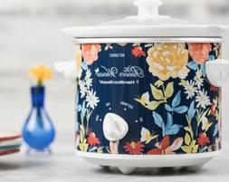 The Pioneer Woman Vintage Floral 1.5-Quart Slow Cookers - Cr