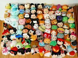 Disney Tsum Tsum Mini Plush - Lilo Chip Minnie Duffy Cindere