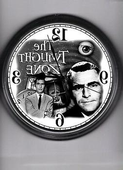 Twilight Zone Wall Clock