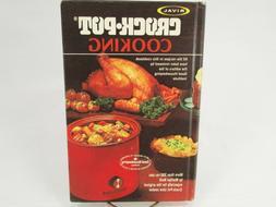 Vintage 1975: The Original Rival Crock-Pot Cooking Cookbook